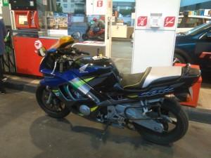 Honda 600 CBR PC31A
