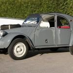 2cv Citroën bi moteurs